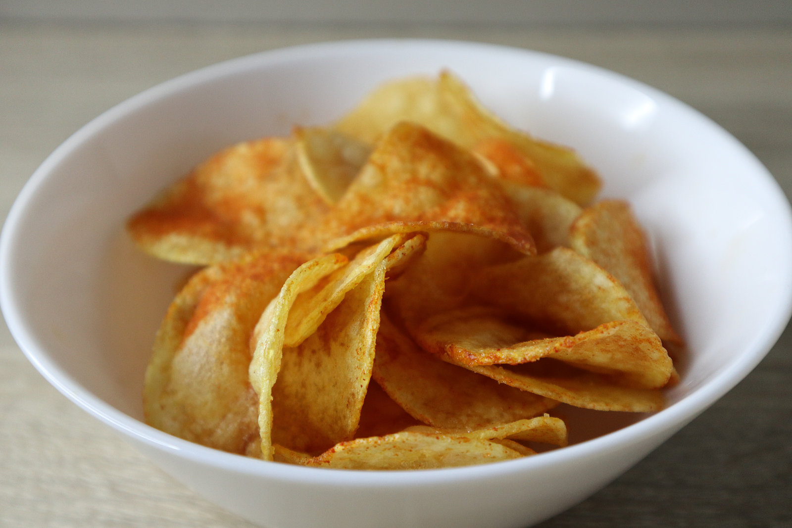 Selbst gemachte Chips