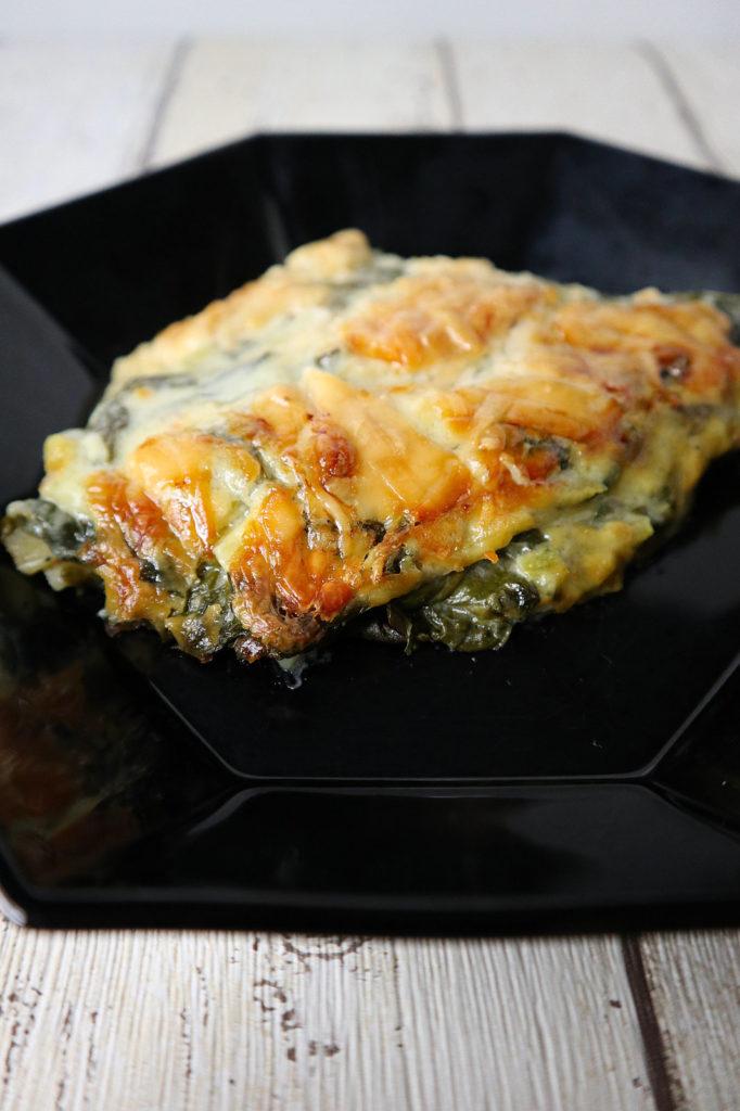Diese glutenfreie Mangold-Lasagne ist zudem histamin- und fructosearm und laktosefrei. Einfach zubereitet und sehr lecker!