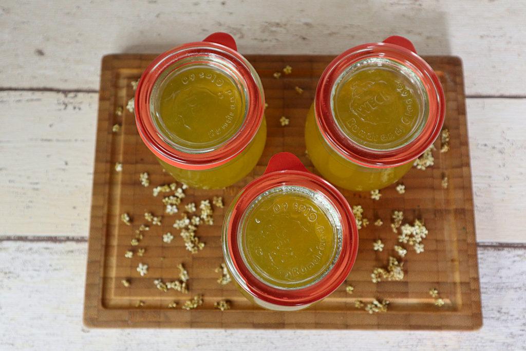 Auch bei Fructose- und Histaminintoleranz müsst ihr nicht auf ein leckeres Gelee auf eurem Frühstücksbrötchen verzichten!