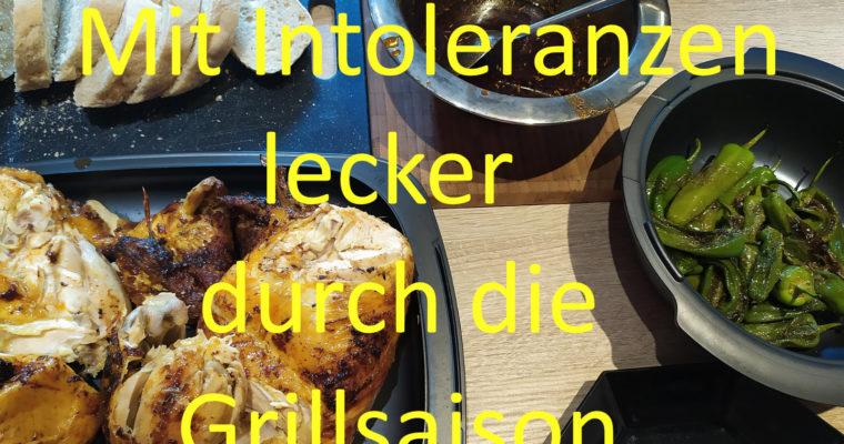 Mit Intoleranzen lecker durch die Grillsaison