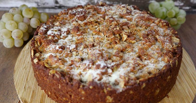 Fruchtmus-Streusel-Kuchen