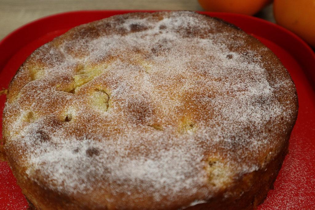 Kaki kommt nicht nur im Obstsalat gut. Auch in diesem histamin- und fructosearmen Kaki-Rührkuchen macht sie eine gute Figur.